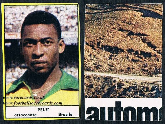 1966 Time Mag Pele promo packet issue